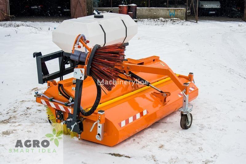 new SMART Kehrmaschine 1,8m / Wischmaschine /Zamiatarka manual sweeper